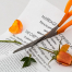marriage certificate being torn